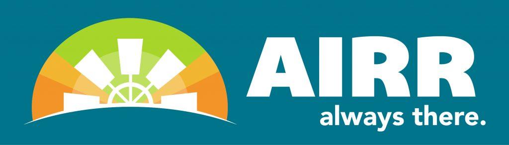 AIRR Logo_Always There_Horizontal
